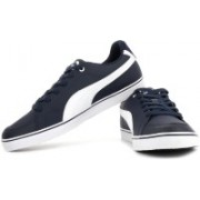 Puma Court Point Vulc peacoat-white Sneakers For Men(Navy)