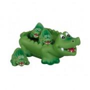 Merkloos Badspeeltjes set krokodil - Action products