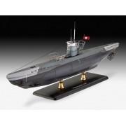 REVELL Model Set German Submarine Type IIB (1943)