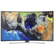 Televizor LED Samsung UE49MU6202, curbat, smart, Ultra HD, USB, HDMI, 49 inch/124 cm, DVB-T2/C, negru