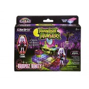 Lite Brix Moonlight Monsters Vampiez Vanity Playset