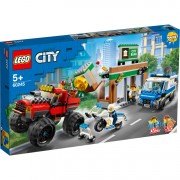 LEGO City - Politiemonstertruck overval 60245