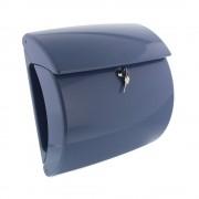 Burg-Wächter Piano kunststof brievenbus - lichtblauw
