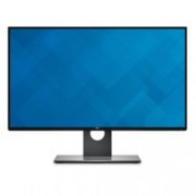 "Монитор Dell U2717D, 27"" (68.58 cm), IPS панел, WQHD, 6 ms, 1000:1, 350cd/m2, Display Port, HDMI"