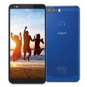 "Telefon mobil Gigaset GS370, Procesor Octa-Core 1.5GHz, Ecran IPS 5.7"", 4GB RAM, 64GB Flash, Camera Duala 13 + 8MP, Wi-Fi, 4G, Dual Sim, Android (Albastru) + Cartela SIM Orange PrePay, 6 euro credit, 6 GB internet 4G, 2,000 minute nationale si internation"