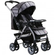 Carucior MyKids Carello Royal M8 Stripes 2 in 1