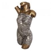 Design Toscano Serenity Estatua de Torso Femenino