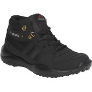 Welcome Mens Black Casual Boots
