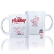 YourSurprise Sugar Mousey - Mug design avec prénom