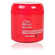 Wella BRILLIANCE mask fine/normal hair 150 ml