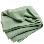 Hay Mono plaid 180x130 verdigris green