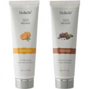 DeBelle Skin Moisturizer Combo Kit of 2 (Orange Blaze and Cocoa Blush)