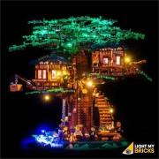 LIGHT MY BRICKS Kit for 21318 LEGO Tree House
