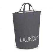 ZELLER Koš na prádlo, černá barva - kontejner 50 l, ZELLER