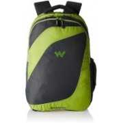Wiki by Wildcraft COMPACT 3 GREEN Laptop Backpacks 21.967200000000005 L Backpack(Multicolor)
