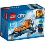 Set de constructie LEGO City-Planorul arctic pe gheata
