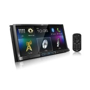 JVC Car Audio - KW-V41BT Double Din Receiver