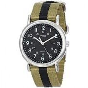 Timex Quartz Black Round Men Watch T2P236