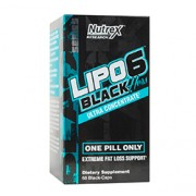 LIPO-6 BLACK HERS (Ultra Concentrate) 60 Capsules