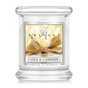 Kringle Candle Gold & Cashmere Świeca zapachowa 0,623 kg