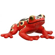 Schleich North America 216393 African Reed Frog Toy Figure - Red