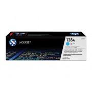 HP Cartucho de tóner Original HP 128A Cian para HP LaserJet Pro Color CP1525n , CP1525nw HP LaserJet Pro CM1415fn , CM1415fnw