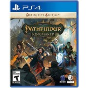 Deep Silver Pathfinder: Kingmaker Definitive Edition PS4 PlayStation 4