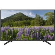 """Televizor TV 65"""" Smart LED Sony KD65XF7096BAEP, 3840x2160 (Ultra HD), WiFi, HDMI, USB, T2"""