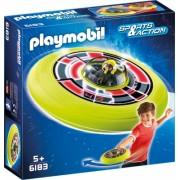 Disc Zburator Cu Astronaut Playmobil