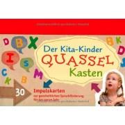 Birgit Spengler - Der Kita-Kinder-Quasselkasten: 30 Impulskarten zur ganzheitlichen Sprachförderung für das ganze Jahr - Preis vom 11.08.2020 04:46:55 h