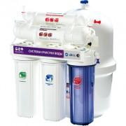 Raifil 5-и стадийная система очистки воды GRANDO 5 (RO905-550-EZ) производительность: 50 GPD мембрана Filmtec