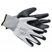 [pro.tec]® Zaštitne rukavice - Crna -veličina L - 24 para
