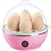 Sunrise Multi Color Electric Boiler Steamer MC-07 Egg Cooker(7 Eggs)