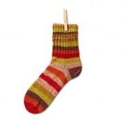 Junghans-Wolle Freizeit-Color, 4-fädig von Junghans-Wolle, Lolli meliert