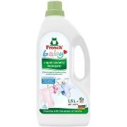 FROSCH EKO Baby hipoallergén folyékony mosószer babaruhákhoz 1,5 l (21 mosás)