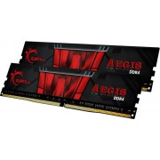 Memorija G.SKILL 16 GB kit(2x8GB) DDR4 3000MHz, Aegis, F4-3000C16D-16GISB, CL16, PC-24000
