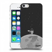 Átlátszó szilikon tok az alábbi mobiltelefonokra Apple iPhone 5/5S/SE - Astronaut