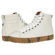 COACH C227 Buffalo High-Top Sneaker White