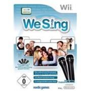 We Sing Bundle Nintendo Wii