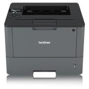 Brother HL-L5100DN, HLL5100DNYJ1, tamno siva, c/b 40str/min, print, duplex, laser, A4, USB, LAN, 24mj + 12mj