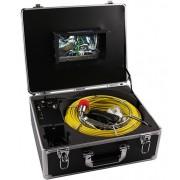 Camera Inspectie video a canalelor de scurgere si a conductelor colectoare iUni ICT1, Monitor 7 inch