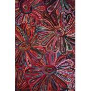 Vloerkleed Mosaic Flower