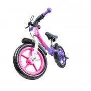 Bicicleta fara pedale Dan Plus Pink Chameleon