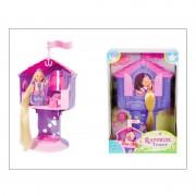Simba Toys 105731268 Evi Love Dans La Tour De La Princesse Raiponce