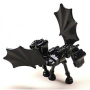 DEAL OF THE DAY!!! DO NOT MISS OUT!Lego Black Skeleton Horse Animal Thestral Winged Harry Potter Minifig 5378