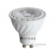 Global GU10LED6WSMD Led žarulja (GU10, 480 Lm, 3.000K, 6W, toplo bijela)