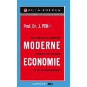 Vantoen.nu: Moderne economie - J. Prof. Dr. Pen