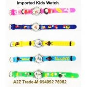 Kids Cartoon Style Digital Wrist Watch For Children Birthday Gift Imported