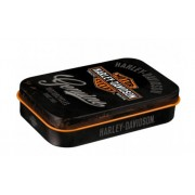 Cutie metalica cu bomboane - Harley-Davidson - Genuine XL