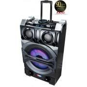 Boxa portabila Audio Akai HT015A-10, Bluetooth, USB